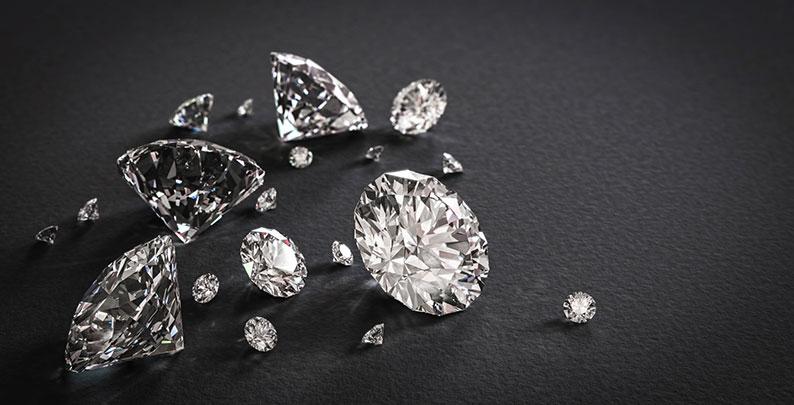 Diamantenbestattung
