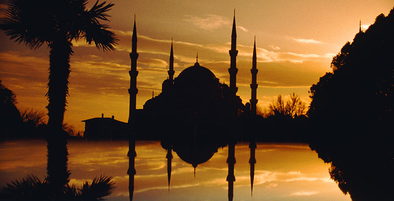 Islamische Bestattung
